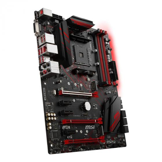 MSI X470 GAMING PLUS ATX Motherboard