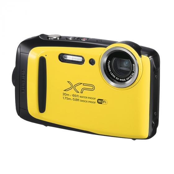 Fujifilm FinePix XP130 Yellow