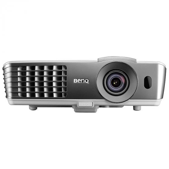 BenQ W1070+ 1080P Full HD Short-Throw Video Projector with 3D Support