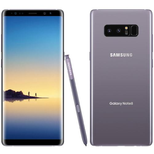 Samsung Note 8 (SM-N950F/DS) Factory Unlocked Phone - 6.3