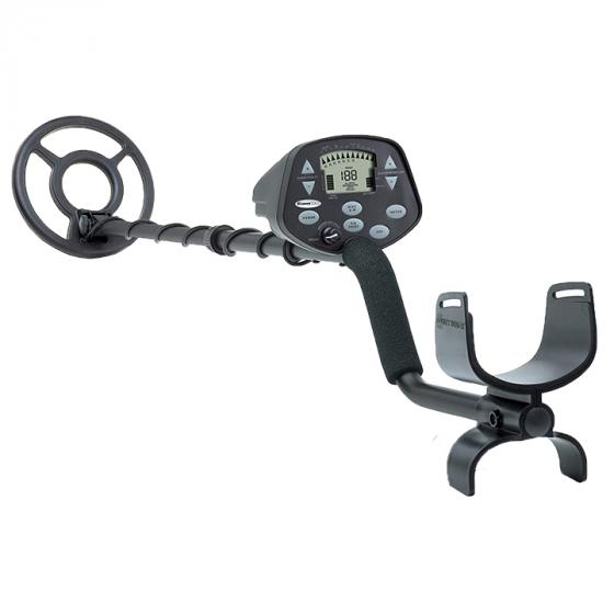 Bounty Hunter Discovery 3300 Metal Detector with 4-Tone and 11-Segment Digital Target Identification