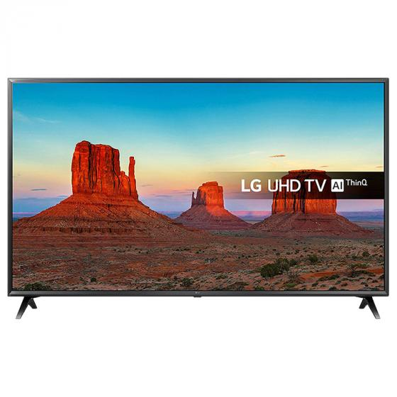 LG 55UK6300PLB 55-Inch UHD 4K HDR Smart LED TV with Freeview Play