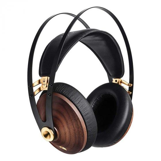 Meze Audio 99 Classics Walnut Gold Headphones (Gold & Black)