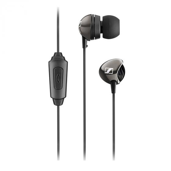 Sennheiser CX 275S In-Ear Headphones for Smartphones - Black