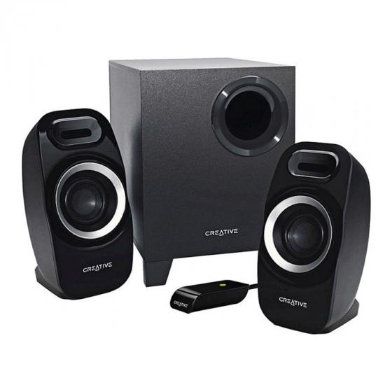 Creative Inspire T3300 (2.1) High performance Speaker System