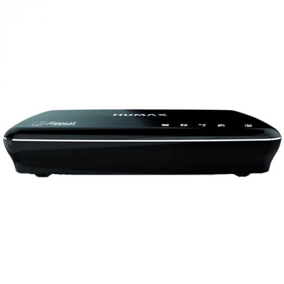 Humax HDR-1100S 500 GB Freesat with Freetime HD TV Recorder - Black