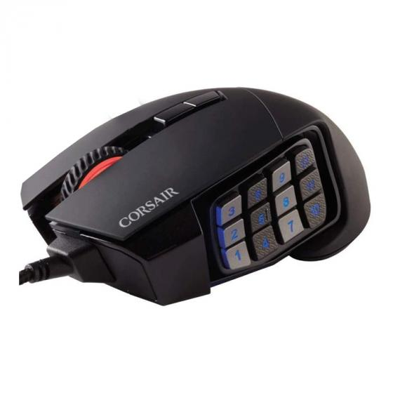 Corsair Scimitar Pro RGB Optical MMO Gaming Mouse