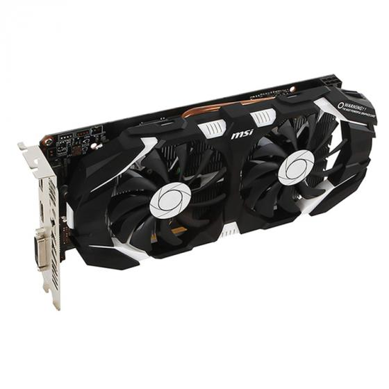 MSI GeForce GTX 1060 3GT OC 3 GB GDDR5 memory PCI Express 3 Dual Fan Graphics Card