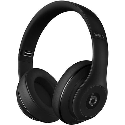 Beats Studio Wireless Over-Ear Headphones - Gloss Black