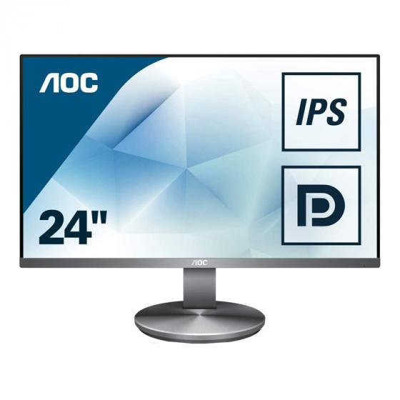 AOC I2490VXQ Widescreen IPS LED Multimedia Monitor