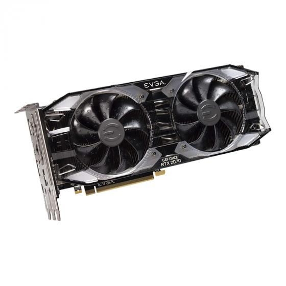 EVGA GeForce RTX 2070 XC Ultra Gaming Graphic Card 8192 MB