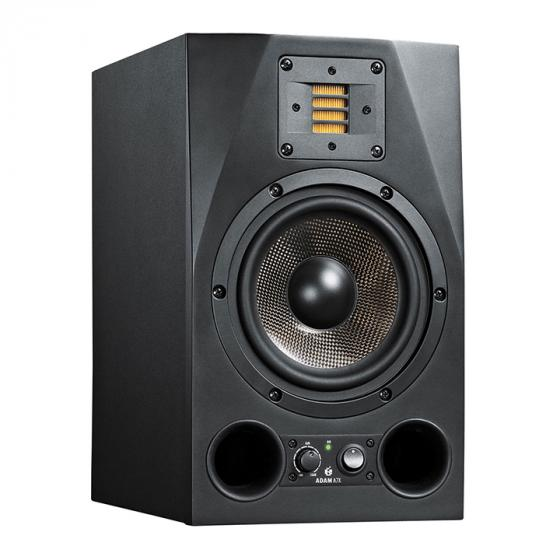 Adam Audio A7X 100 W 2-Way, Wired, XLR, 42 to 50000 Hz Loudspeaker (Black)