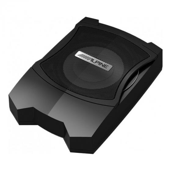 Alpine PWE-V80 Underseat Active Subwoofer