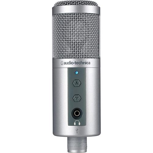 Audio-Technica ATR2500-USB Cardioid Dynamic USB Microphone