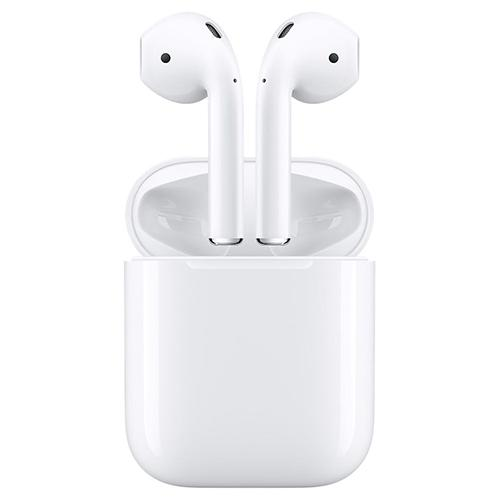 Apple Airpods In-Ear Wireless Bluetooth Headphones - White