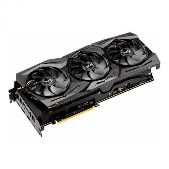 ASUS ROG Strix GeForce RTX 2080 Ti OC 11 GB Graphic Card GDDR6 with Enthusiast-Level Technology