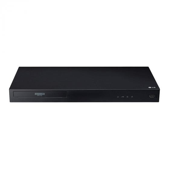 LG UBK80 4K HDR Blu-Ray Disc Player