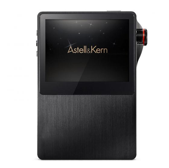 Astell&Kern AK120 MP3/MP4 Players and Recorders (MP3 Player, 64 GB, LED, 3.5 mm, 143 g, Black)