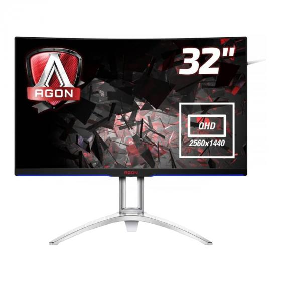 AOC AG322QCX Multimedia Curved Monitor