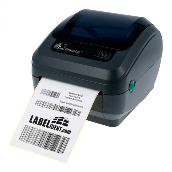 Zebra GK420D Label Maker Printer