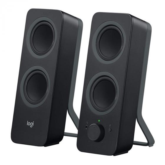 Logitech Z207 Wireless Bluetooth PC Speakers