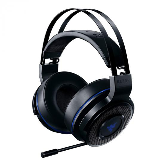 Razer Thresher 7.1 Gaming Headset Works With PC & PS4