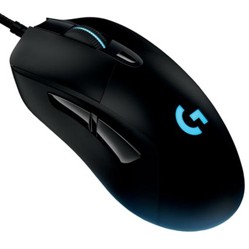 Logitech G403 Wired Optical Gaming Mouse with 12000 DPI