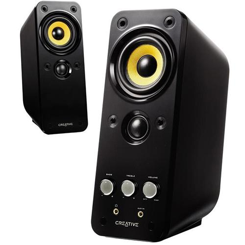 Creative Gigaworks T20 SII 2.0 Multimedia Speaker System with BasXPort Technology