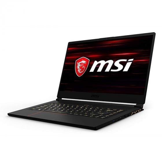 MSI GS65 (8RE-011UK) Stealth Thin 15.6-Inch Gaming Laptop - (Black)