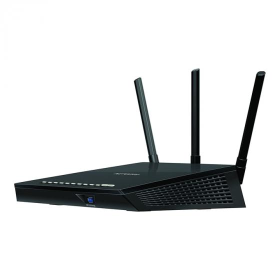 NETGEAR R6400-100UKS Dual Band Gigabit Smart Wi-Fi Router