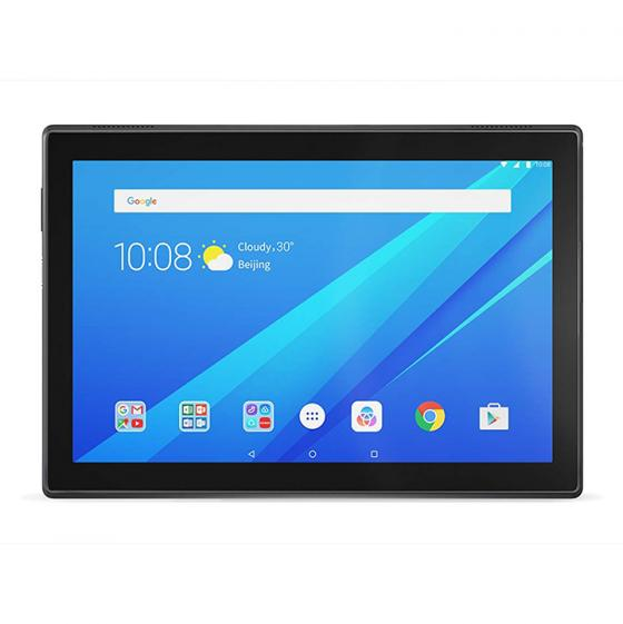 Lenovo Tab 4 (ZA2J0033GB) 10.1 inches IPS Tablet PC - (Slate Black) (Qualcomm MSM8917 1.4 GHz, 2 GB RAM, Android 7.0)
