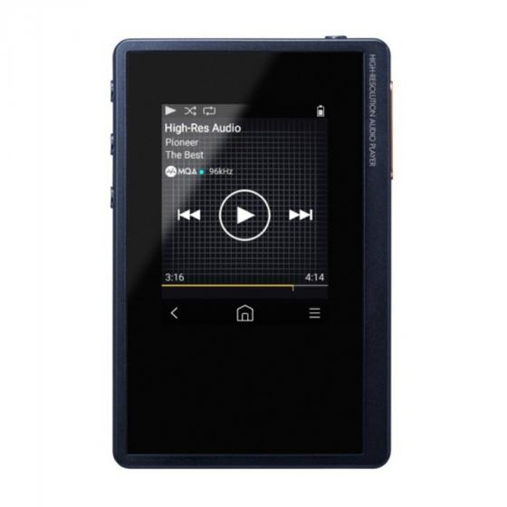 Pioneer XDP-02U(L) Digital Audio Player (High-Res Audio), Blue