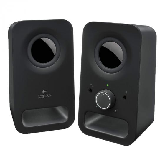 Logitech Z150 Compact Multimedia Stereo Speakers