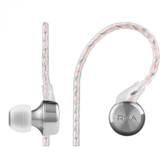 RHA CL750 Noise Isolating Precision High Impedance In-Ear Headphones