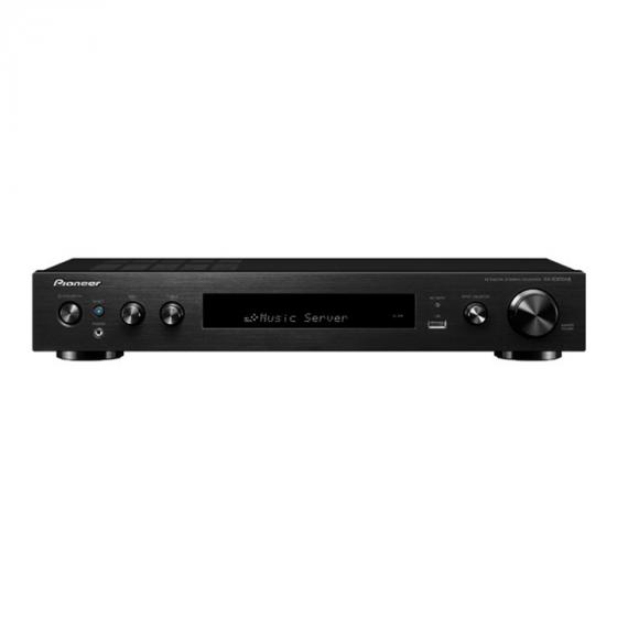 Pioneer SX-S30DAB Network Stereo Receiver (Black)