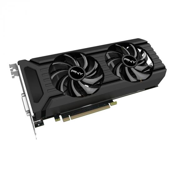 PNY Nvidia GeForce GTX 1060 Graphics Card GDDR5, 6 GB