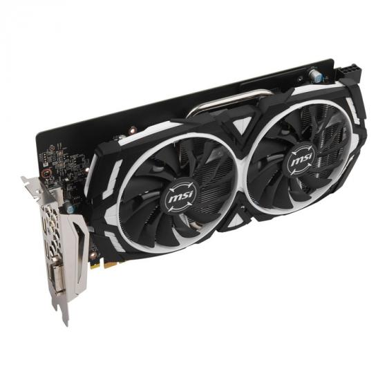 MSI GeForce GTX 1060 ARMOR 6G OC V1 GDDR5 Graphics Card