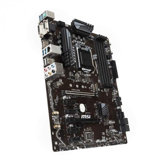 MSI Z370-A PRO Gaming Motherboard