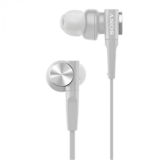 Sony MDR-XB55AP Premium In-Ear Extra Bass Headphones with Mic