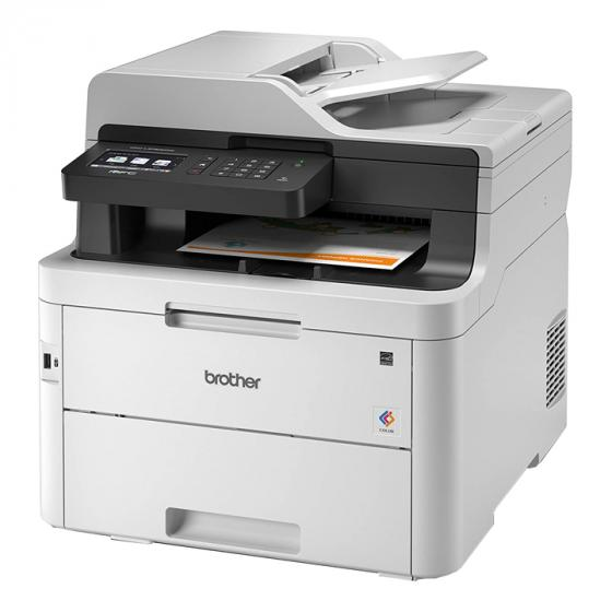 Brother MFC-L3750CDW Wireless Multifunction Colour Laser Printer