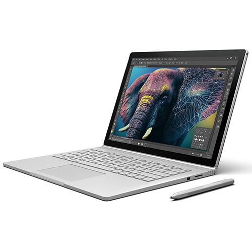Microsoft Surface Book 128 GB, 8 GB RAM, Intel Core i5