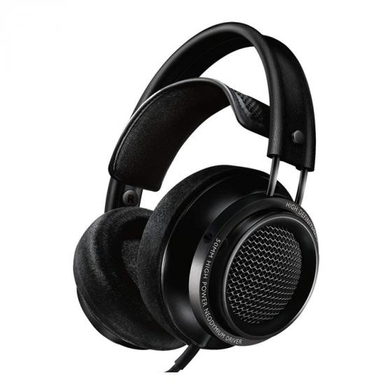 Philips Fidelio X2/27 Over Ear Headphone, Black