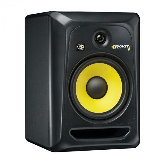 KRK RP8 G3 Studio Monitors - Pair