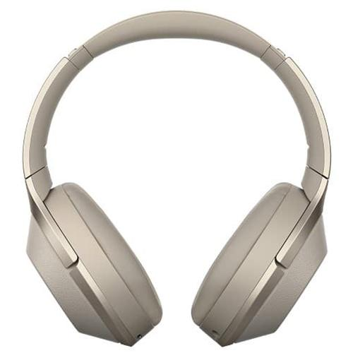 Sony WH-1000XM2 Wireless Bluetooth Over-Ear Noise Cancelling High Resolution Headphones with Gesture Control