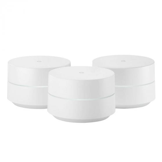 Google GA00158-UK Wi-Fi Whole Home System (Pack of 3)