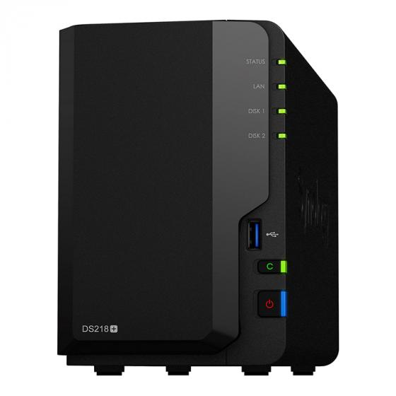 Synology DS218+ 24TB NAS Solution