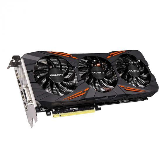 ASUS Nvidia Geforce GTX 1080 Strix vs Gigabyte GeForce GTX 1080 G1