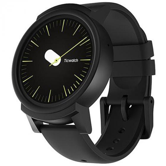 Ticwatch E Smartwatch-Shadow