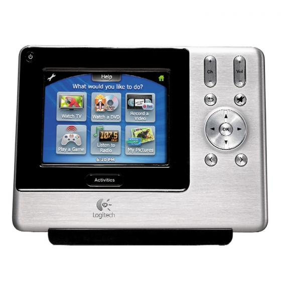 Logitech Harmony 1000 Touch Screen Universal Remote Control