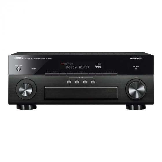 Yamaha RX-A880 160W 7.2channels Surround 3D Black - AV Receivers